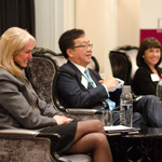 China Panel: David Ho, Dianne Craig and Sherry Cooper
