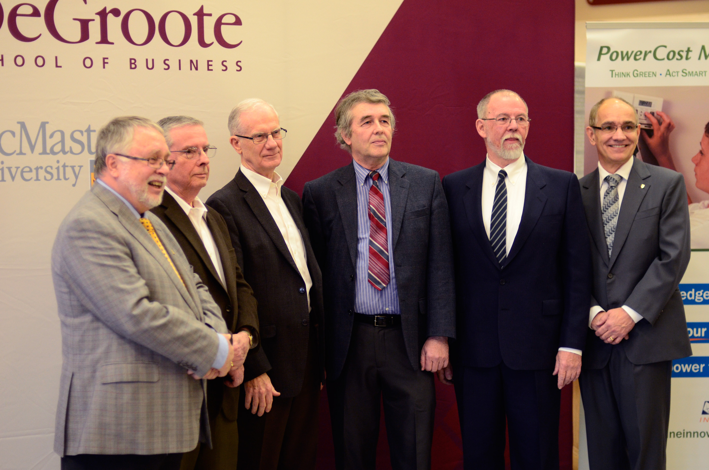 Ontario invests $1.4 million in energy research at DeGroote