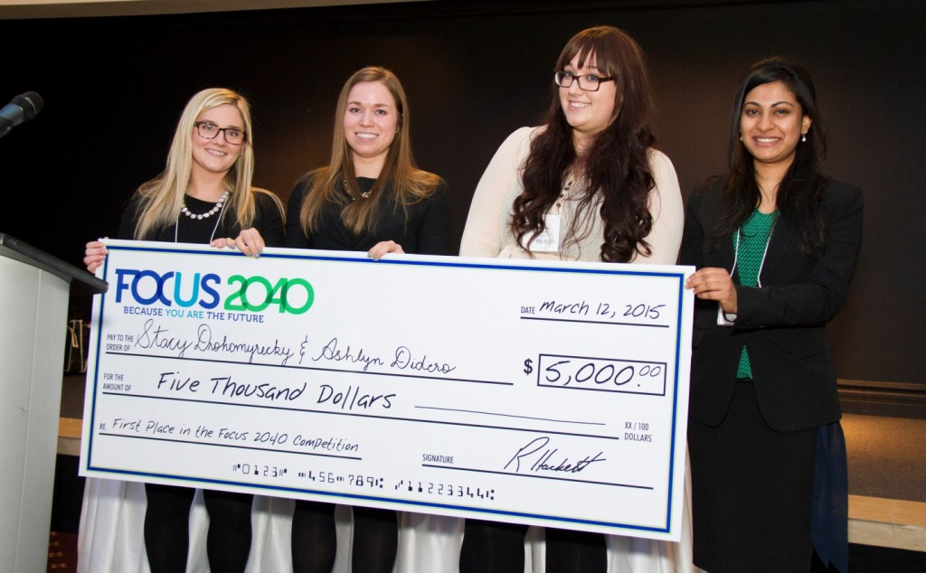 winners of the Focus2040 competition
