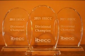 IBECC trophies