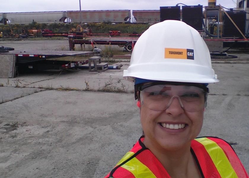 Lisa Brown jobsite