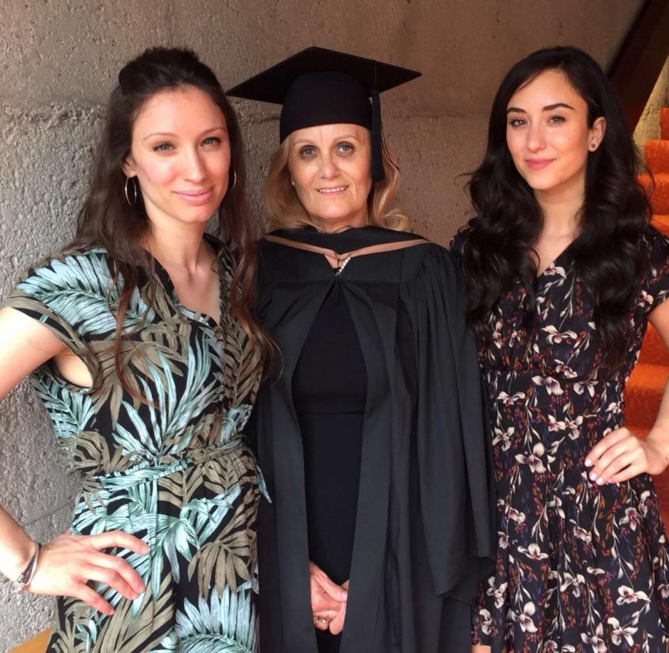 Congratulations to new DeGroote alum Mirna Matulovic, MBA '15