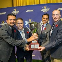 DeGroote MBA students dominate at November case competitions