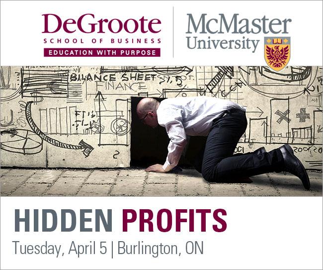 Hidden Profits (April 5)