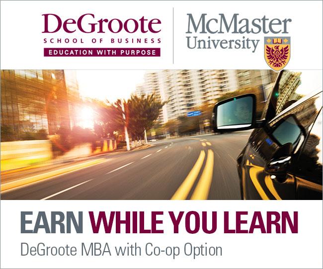 Earn While You Learn (MBA)