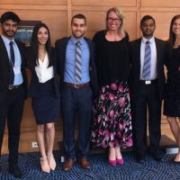 Best in Beantown: MBA students win big at final case competition
