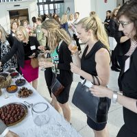 Knowledge and networks: DeGroote event series builds business and community