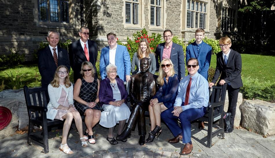 Kevin Lockhart, McMaster Humanities Alumnus