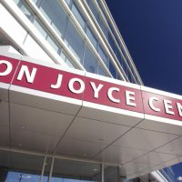 Ron Joyce Centre Sign