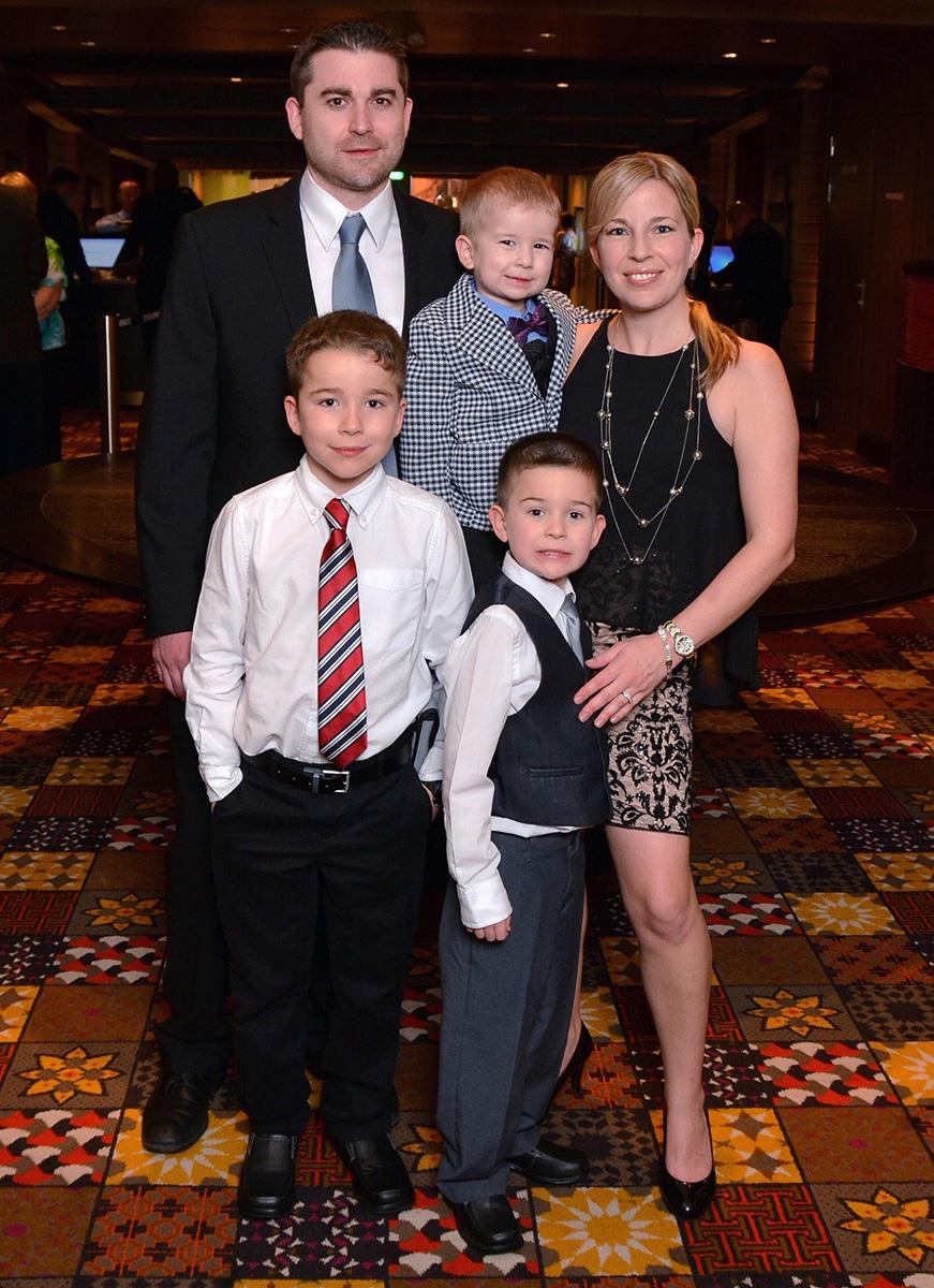 Glover Family 2017