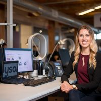 On the cutting edge: DeGroote students learning from tech giant Dyson