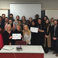 Learning how to give: A look at DeGroote's innovative Strategic Philanthropy and Leadership class