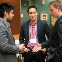 In photos: DeGroote MBA candidates win Synapse Life Science Competition
