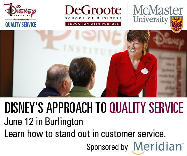 Disney's Approach to Quality Service