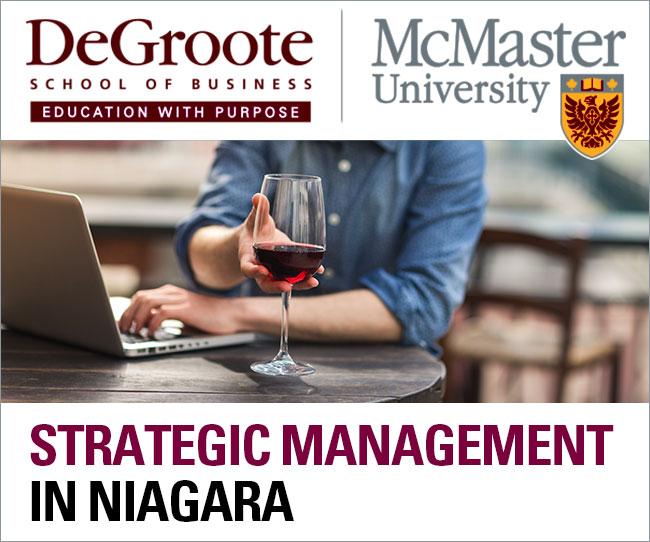 Strategic Management in Niagara