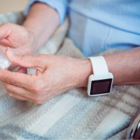 Get moving: DeGroote-led team studies barriers to wearable technology among older adults