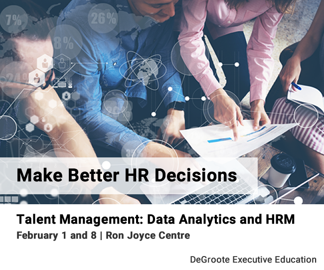 Talent Management – Data Analytics and HRM