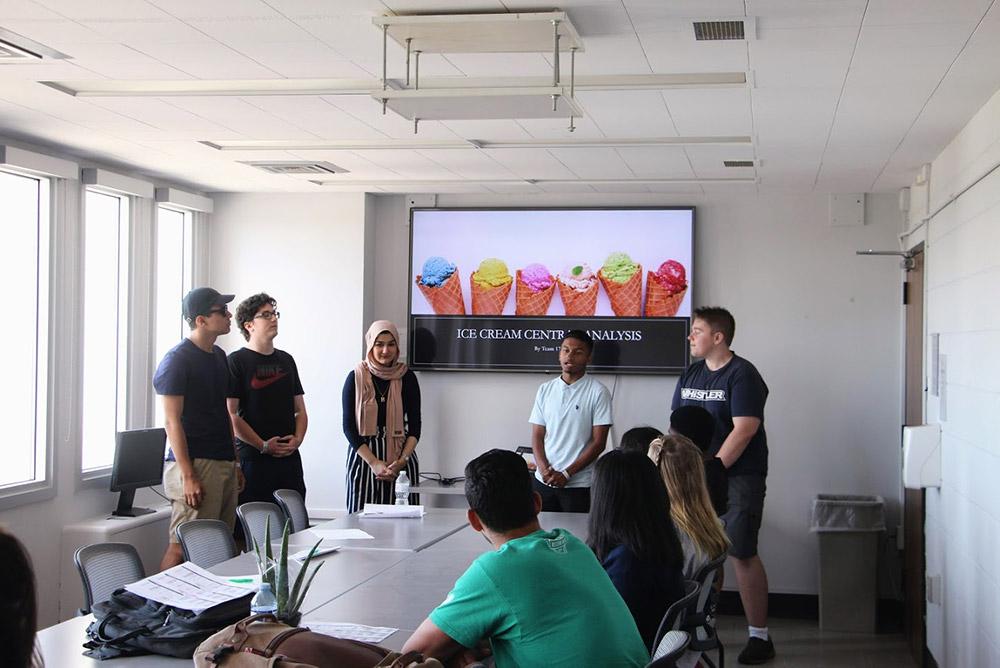 case competition presentation