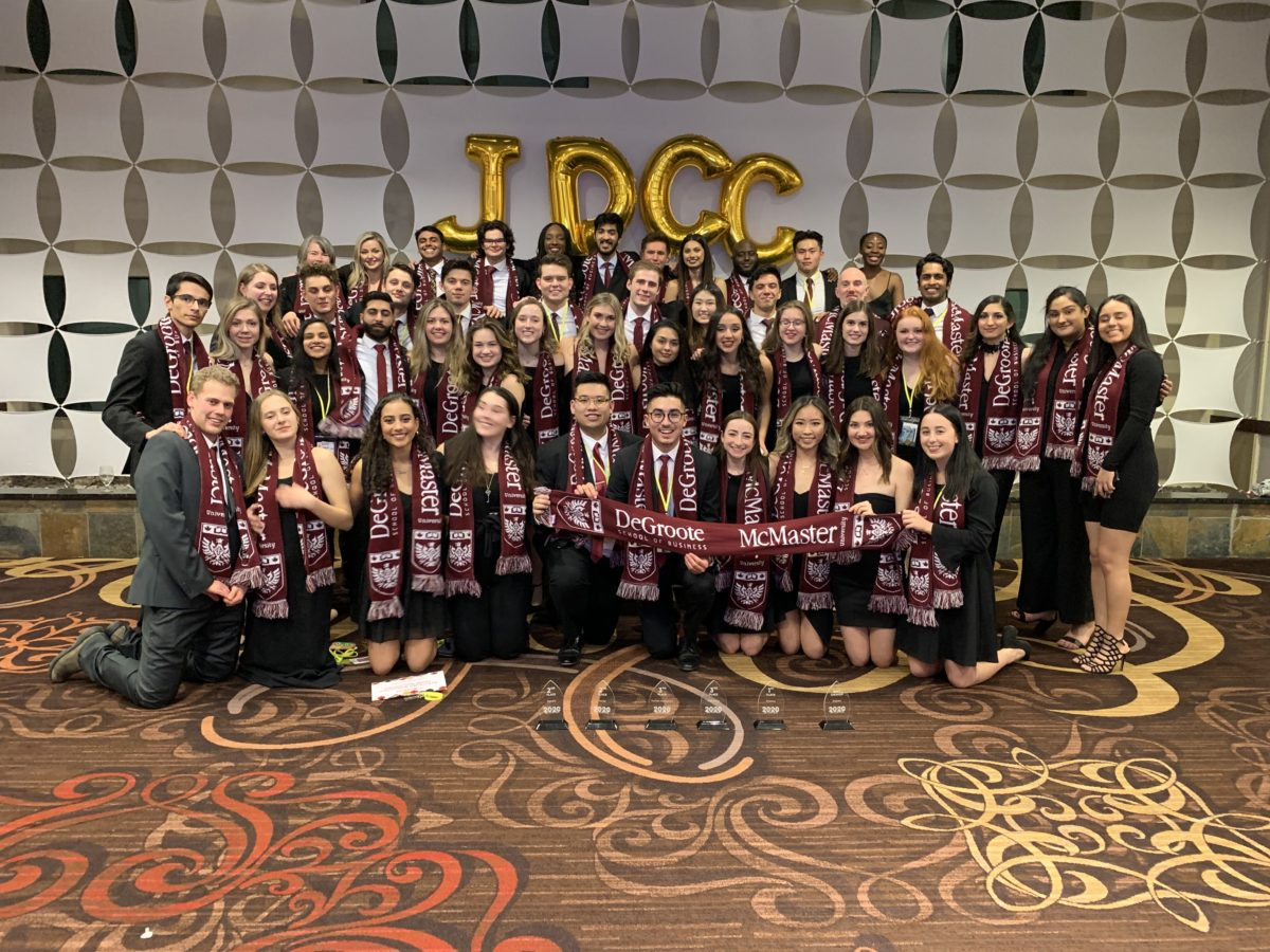 JDCC 2020 Business School Competitors