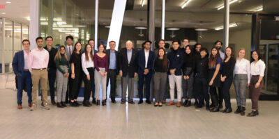 DeGroote experiential learning class