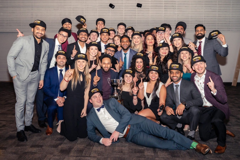 MBA Games 2020 Champions