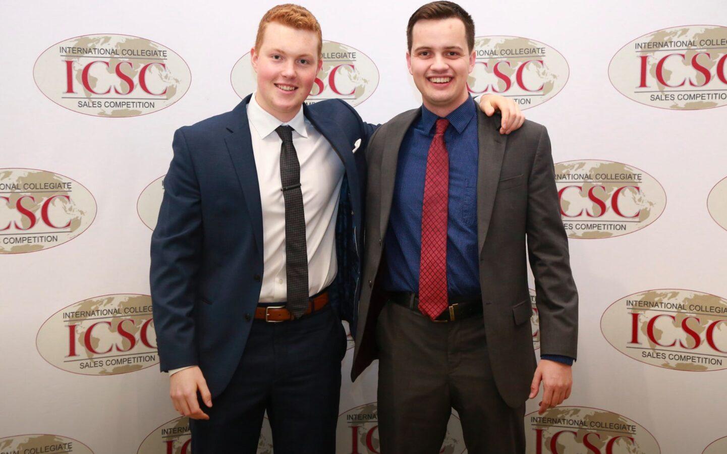 Dal Hennig and Nathan Gartley