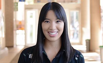 Headshot of Jennifer Ho