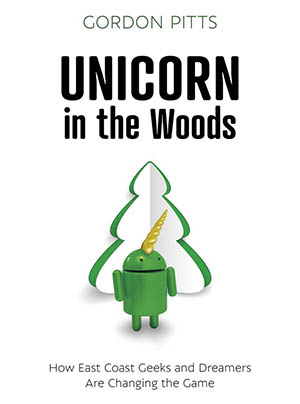Unicorn in the Woods book