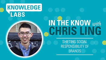 In the know with Chris Ling