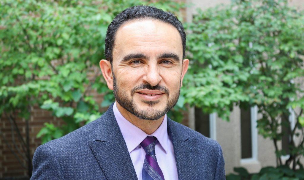 Khaled Hassanein headshot