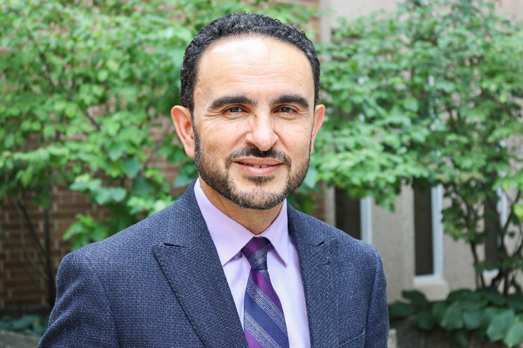 Khaled Hassanein, Dean, DeGroote School of Business