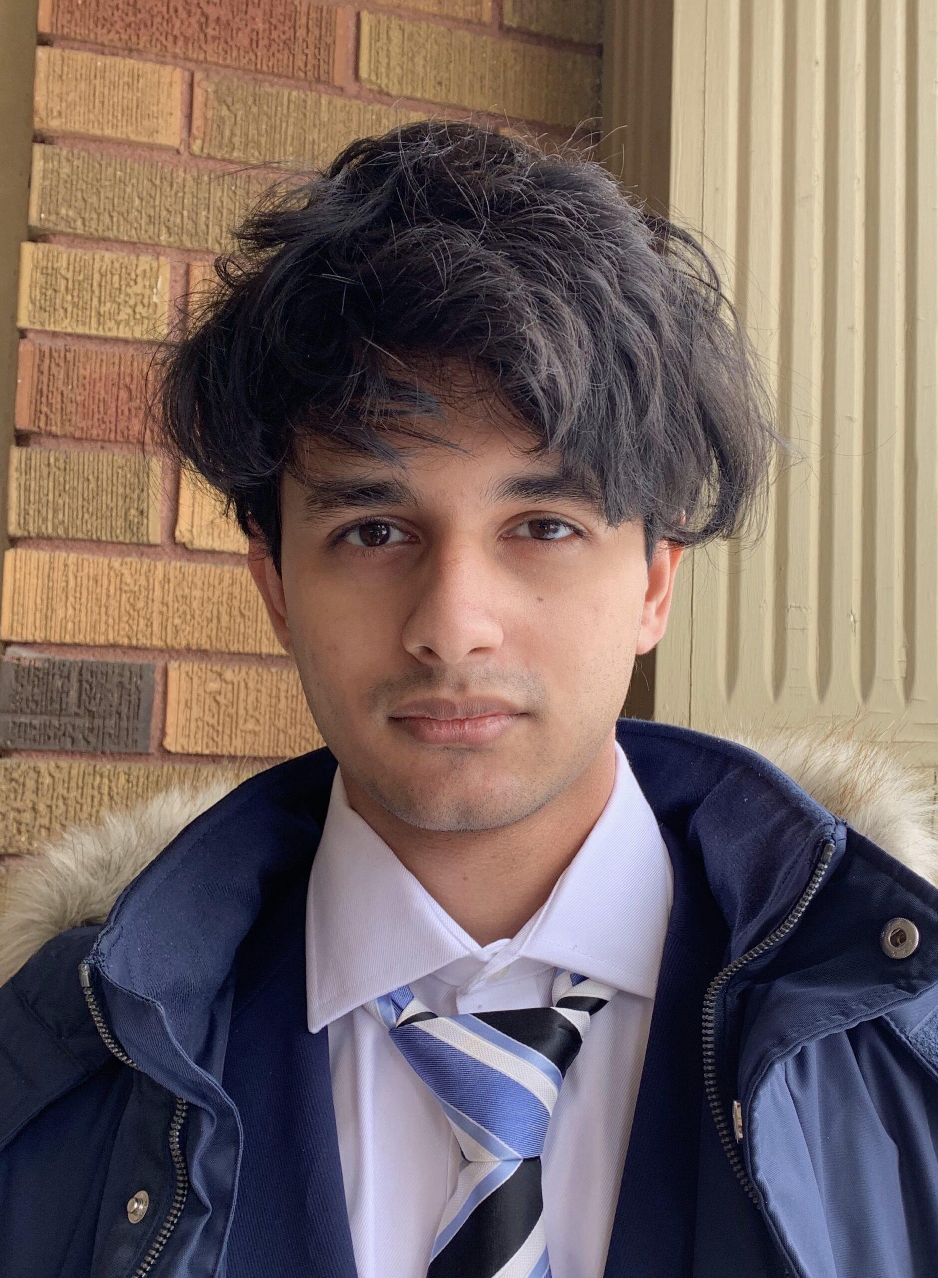 Bilal Khan Headshot