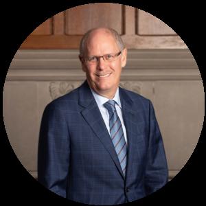 David Farrar President and Vice-Chancellor at McMaster University