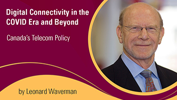 Connectivity in the COVID era and beyond by Dean Waverman