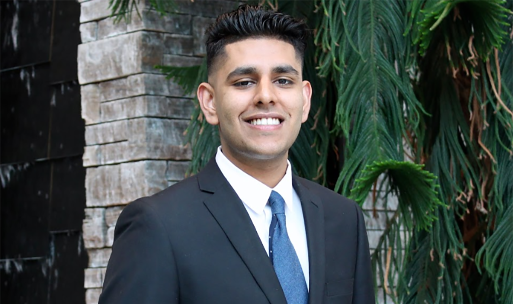 Navjit Dhillon, marketing competition winner of Canada's Next Top Ad Exec