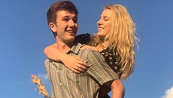 Declan and girlfriend Jillian