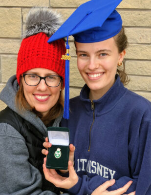 Chloe Asselstine, Lieutenant Governor General Award