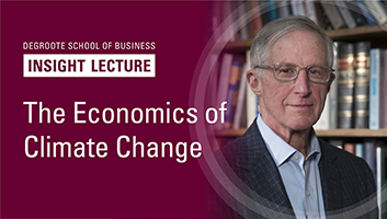 Insight Lecture by Dr. William Nordhaus