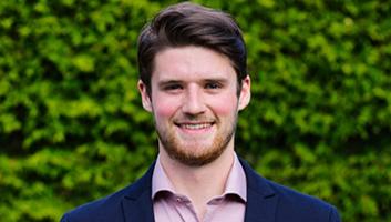 John Collins, BCom Valedictorian