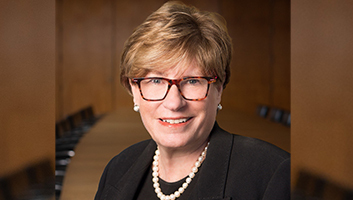 Karen Maidment, 2021 Honorary Doctorate