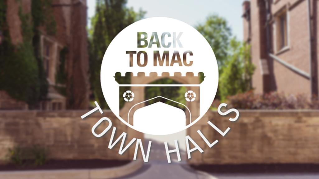 Back to Mac virtual town halls
