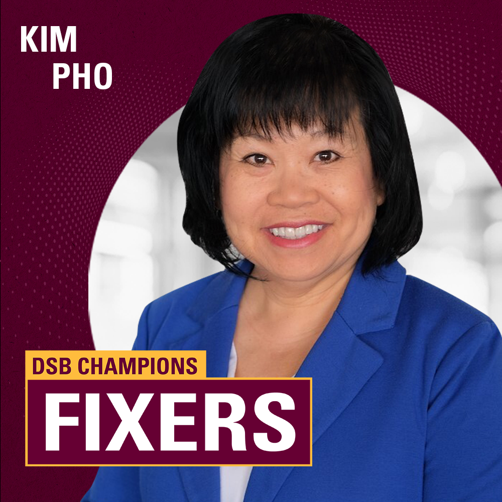 Kim Pho is employing a digital-first model in health care