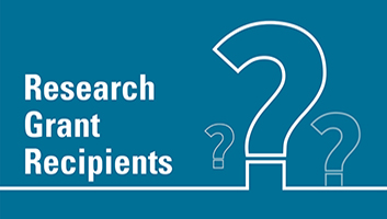 Innovative research grants with question mark