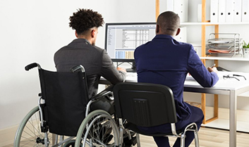 There are myriad myths about workers with disabilities. New research suggests they perform at a higher level, are absent less and are more loyal than employees without disabilities.