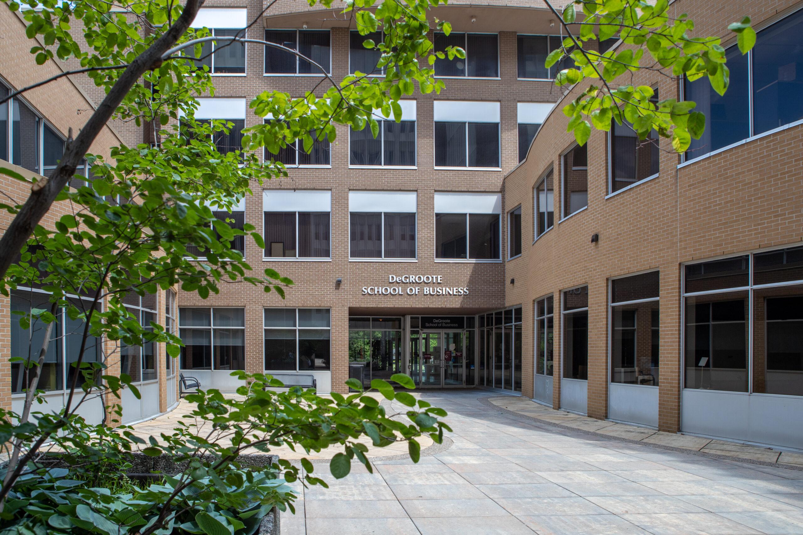 DeGroote School of Business Building