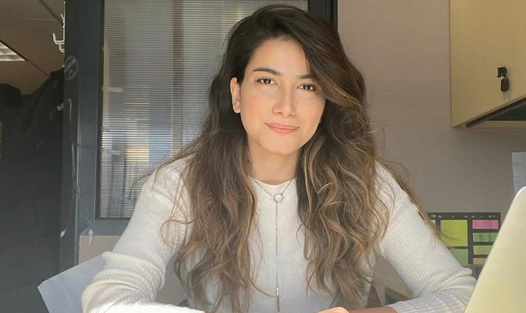 Farnaz Ghaedipour, PhD program