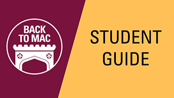 Back to Mac student guide