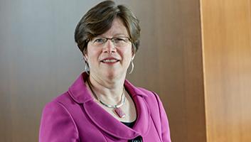 Dr. Gillian Mulvale, Associate Dean, Graduate Studies and Research