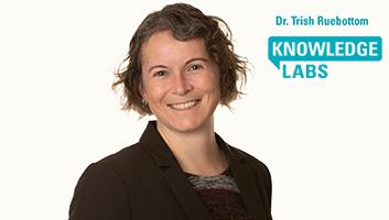 Trish Ruebottom Knowledge Labs social innovation in entrepreneurship